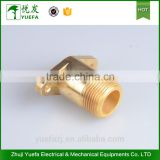 Air conditioning tools brass threaded male reducing adapter