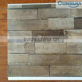 OUMEIJIA Latest Fashion pvc wall cladding of PVClaminated wall panels for interior decoration