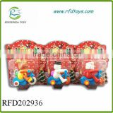 Hot selling baby toys for promotion wind up christmas bike