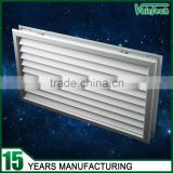 ventilation aluminum return air grille for doors