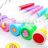 promotional flashing bubble pen with light and stamp                                                                         Quality Choice