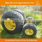High Flotation Tire Tractor Tire 560/45-22.5 For Sale                                                                         Quality Choice
