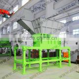 High quality low price waste plastic crushing machine for sale in plastic recycling plant