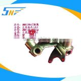 Truck parts,truck chassis spare parts, right bracket assembly,steering knuckle bracket PN: WG9100410036