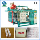 Widely Used EPS Foam Vegetable Box Making Machine
