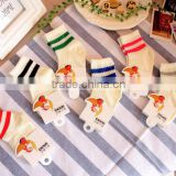 Baby Baseball Socks, Stripe Socks,Casual Socks, Sneaker Socks, Girls stocking