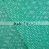 Esse Textile knitted T/R striped burnout fabric for garment