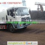12T high pressure washing Road Sweeper Truck/ vacuum sweeper trucks with washer cell:+86 13597828741