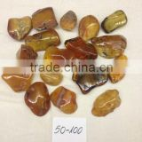 Natural RAW amber stone POLISHED 50-100