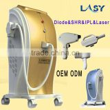 400W Elight Ipl Rf For Hair Removal Portable Skin Rejuvenation (elight Beauty Equipment) Acne Removal