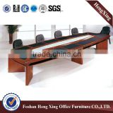 Good quality 3.0 meter length Board Room Table Meeting Desk (HX_SRD0092)