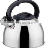 stainless steel(metal) whistling kettle(water kettle,tea kettle,tea pot,teapot,cookware set)
