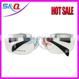 2015 high end custom your own logo brand name fashion metal sunglasses