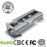 High Quality 100W 12V 8.3A output waterproof led switch power supply with Aluminium shell