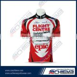 2015 oem Customized biker racing suit sublimation cycling shirts biker vest sportswear manufacturer