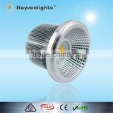 AR111 EPISTAR chip 15w home decorative led grid ceiling light gimbal lamp with CE&SAA