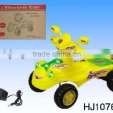 B/O storage battery car, B/O motorcycle toy, kid ride on car with light and music