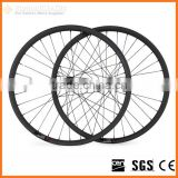 OEM Wholesale CarbonBikeKits BAM650-35 carbon all mountain wheels 35mm wide mountain bike wheels with disk brakes
