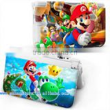 Manufacturer Wholesale Super Mario Design Hard Cases for Nintendo 3DS XL for dsi xl for 3DS for 2DS