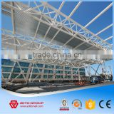 Best Price Light Steel Grid Structure Space Pipe Truss Roof Building Prefabricated Warehouse Workshop Gymnasium Exhibition Hall