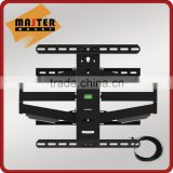 "Strong articulating tv wall mount for 32-55"" inch TV wall LCD bracket"