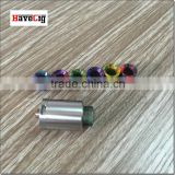 Newest wide bore resin drip tip fits with goon 528 rda disposable drip tips hot selling