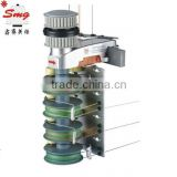 SMG TBPF20-4TL multi-color changeable feeder for single jersey circular knitting machine/striper feeder