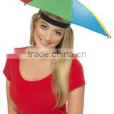 Promotional Light China Factory Hat Custom Print Head Umbrella                                                                         Quality Choice                                                     Most Popular