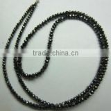 Natural Black Color Diamond Strands sketching with style efficent