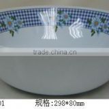 Melamine high quality wholesale plastic ware