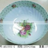 Melamine high quality plastic bowl of cereal