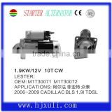 Starter Motor Manufacturers in china M1T30072