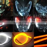 automobile accessories motocycle drl flexible led drl/daytime running light tube led lighting