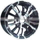 "17"" chrome alloy wheels for car make aluminum car wheels 4 holes car rim/ wheel(ZW HZ525)"