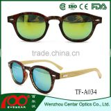 2016 Newest hot selling latest women sunglasses , wood polarized sunglasses , Bamboo sunglasses