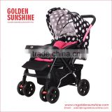 Adjustable Footrest Baby Stroller/Baby Carriage/Baby Pram /Baby Pushchair From Direct Factory