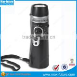 F-1716 Outdoor LED Torch Light With AM/FM Radio