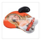 silica gel 3D mouse pad factory