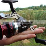 CS Sports Fishing Reels Full Metal 5+2BB Gapless Left /Right Spinning Fishing Reel for Carp Boat Fly Rock Saltwater Fishing