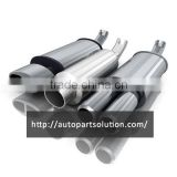 SSANGYONG Musso exhaust system spare parts