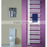 HB-R36 series bathroom hot water heated steel chromed ladder towel racks warmer towe rails radiator
