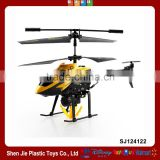 3.5ch infrared ray remote control aircraft rc helicopter rc plane with hanging basket&LED lights