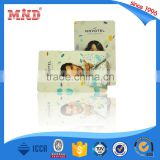 MDH399 full color printing cost-effective rfid hotel key card