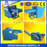 Best quality cotton fabric cutting waste/roll fabric cutting machine/fabric cutting