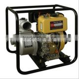 High-quality electric starting 4 inch high pressure diesel Water Pump centrifugal pump 9hp water supply