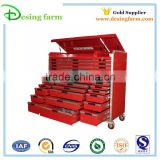 New design steel tool cabinet on wheels for hot sale