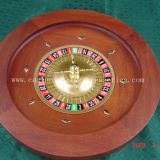 Real Wooden Superior Quality 18 Inch China Roulette Wheel