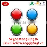 Custom Various Types of High Quality Plastic Press Buttton, Electrical Equipment Switch Push Button