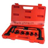 5 in 1 Valve Spring Compressor Tool Kit 10PCS Pieces set For Cars Vans Motorcycles Bikes