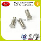 Hot Sale Professional Manufacture Custom High Quality Hight Precision Rigging Screw Galvanize Can OEM&ODM